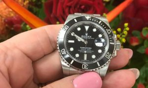 Rolex submariner 116610 review